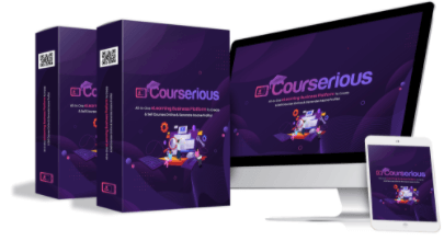 Do Not Purchase Courserious From Eric Holmlund Until You See My Review & Special Bonus