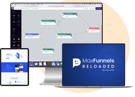 Is 	MaxFunnels Good or Bad? View My  Review and Take a Look Inside and find out For Yourself!