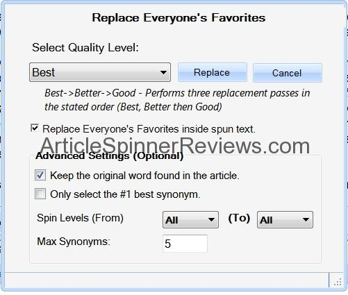 The Best Spinner Review features